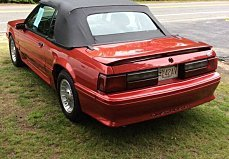 1988 Ford Mustang for sale 100882605