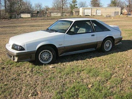 1988 Ford Mustang for sale 100885812
