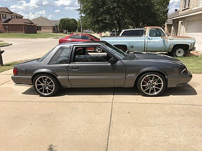 1988 Ford Mustang LX Coupe for sale 100890878