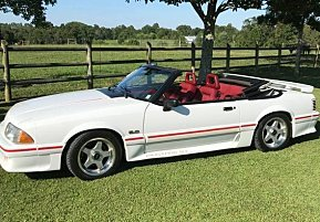 1988 Ford Mustang for sale 100904691