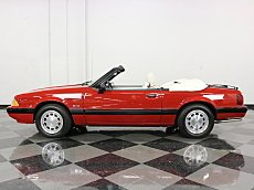 1988 Ford Mustang LX V8 Convertible for sale 100904823