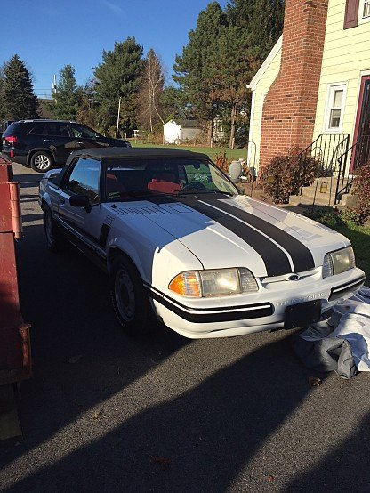 1988 Ford Mustang LX V8 Convertible for sale 100925440