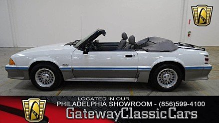 1988 Ford Mustang GT Convertible for sale 100927082