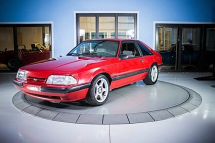 1988 Ford Mustang LX V8 Hatchback for sale 100928324