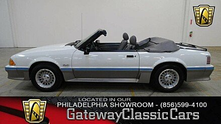 1988 Ford Mustang GT Convertible for sale 100950494