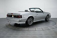 1988 Ford Mustang LX V8 Coupe for sale 100962154