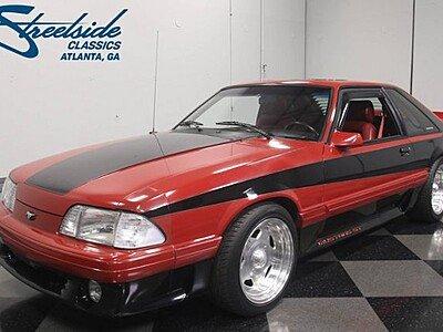 1988 Ford Mustang GT Hatchback for sale 100975627