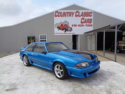 1988 Ford Mustang for sale 100989762