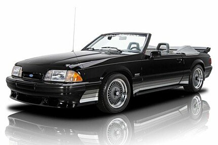 1988 Ford Mustang LX V8 Convertible for sale 101002690