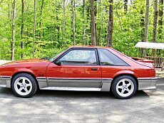 1988 Ford Mustang GT Hatchback for sale 101012590