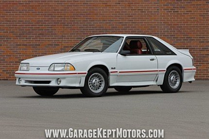 1988 Ford Mustang GT Hatchback for sale 101016784