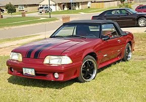 1988 Ford Mustang GT Convertible for sale 101031007