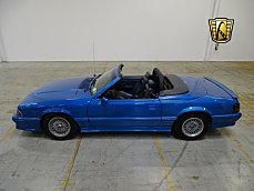 1988 Ford Mustang LX V8 Coupe for sale 101035704