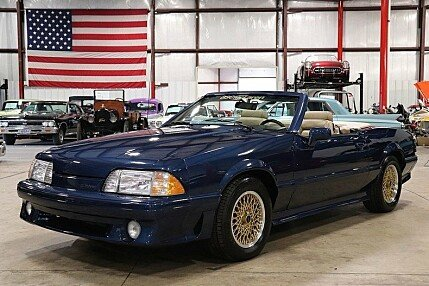 1988 Ford Mustang LX V8 Coupe for sale 101046682