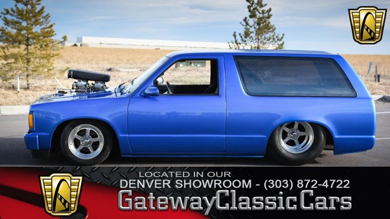 1988 GMC S15 Jimmy 2WD 2-Door for sale 100965222