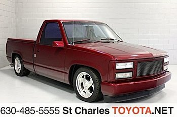 1988 GMC Sierra 1500 2WD Regular Cab for sale 100777508
