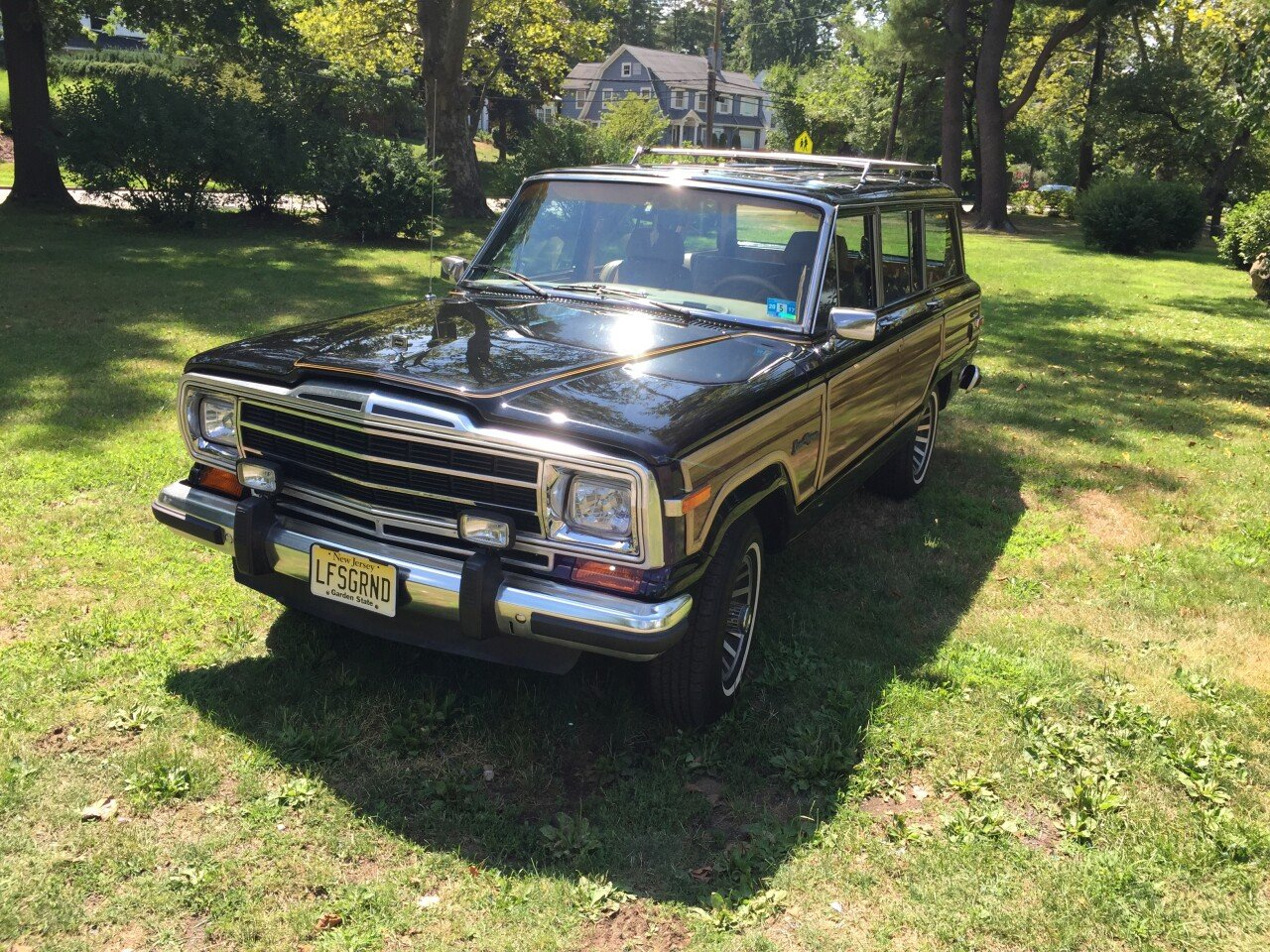 Jeep Grand Wagoneer For Sale >> 1988 Jeep Grand Wagoneer For Sale Near Montclair New Jersey 07042