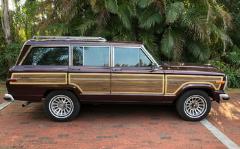 1988 Jeep Grand Wagoneer for sale 100962569