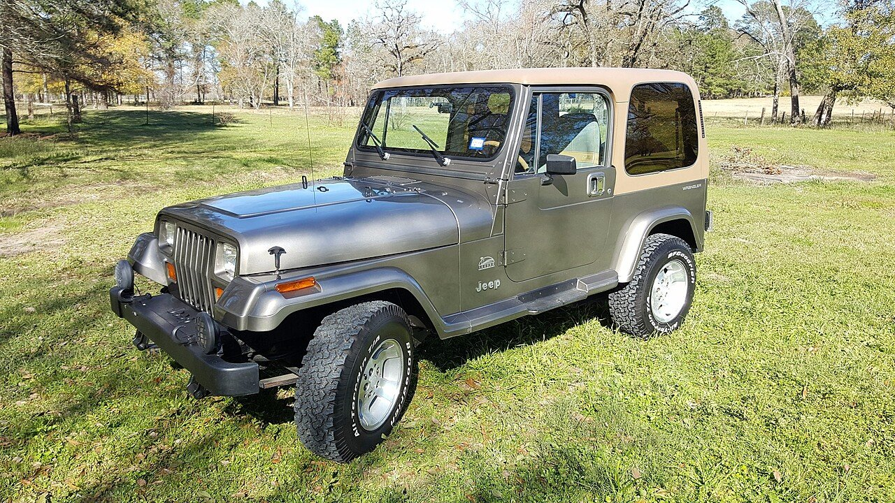 1988 jeep wrangler 4wd sahara for sale near montogomery texas 77356 classics on autotrader. Black Bedroom Furniture Sets. Home Design Ideas