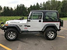 1988 Jeep Wrangler for sale 100951169