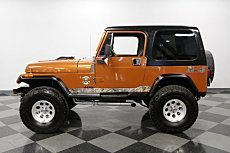 1988 Jeep Wrangler for sale 100981551