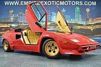 1988 Lamborghini Countach Coupe for sale 100747638