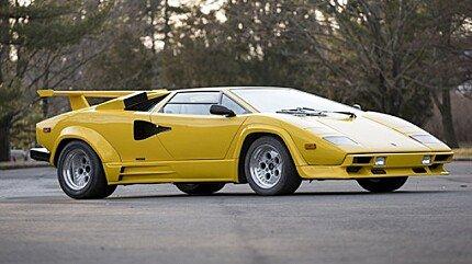 1988 Lamborghini Countach Coupe for sale 100851914