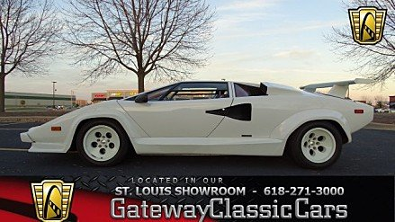 1988 Lamborghini Countach Coupe for sale 100831318