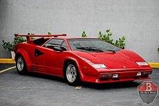 1988 Lamborghini Countach Coupe for sale 100848091