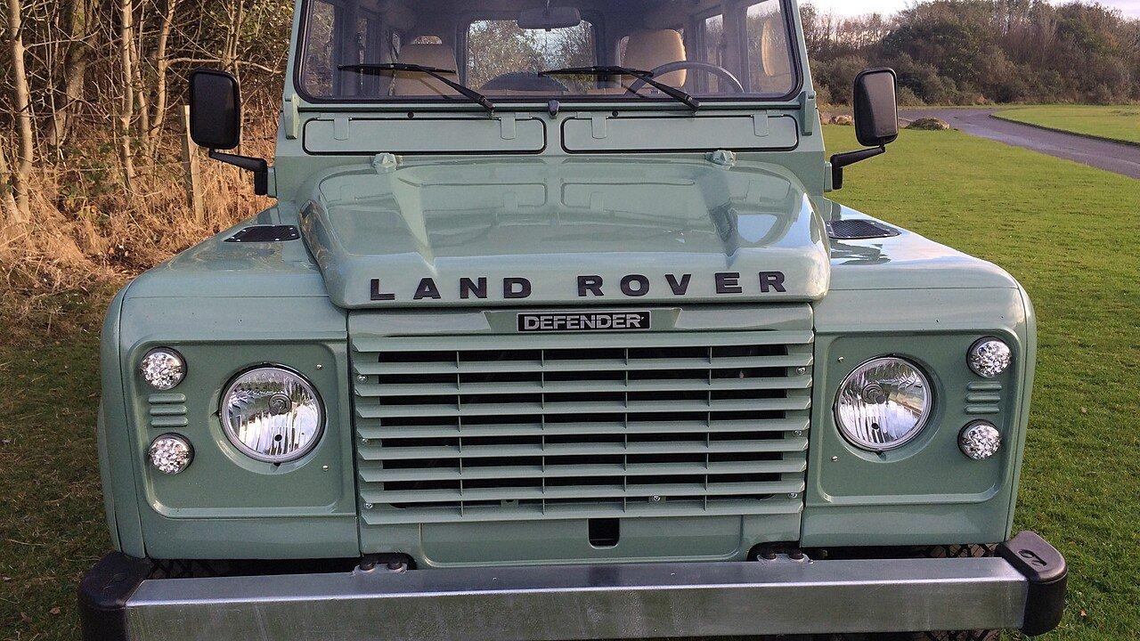 1988 land rover defender 110 for sale near bossier. Black Bedroom Furniture Sets. Home Design Ideas