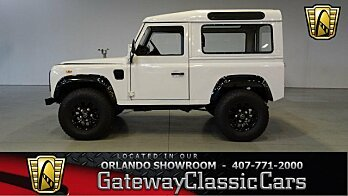1988 Land Rover Defender for sale 100921653