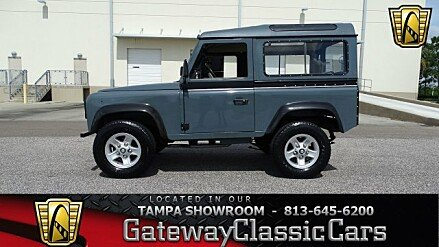 1988 Land Rover Defender for sale 100997249