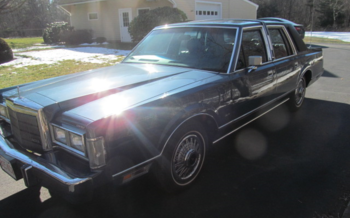 1988 Lincoln Town Car for sale 100741242
