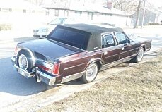 1988 Lincoln Town Car for sale 100792437