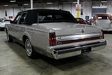 1988 Lincoln Town Car Signature for sale 100887904