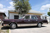 1988 Lincoln Town Car Signature for sale 100977938