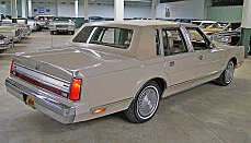 1988 Lincoln Town Car for sale 100994886