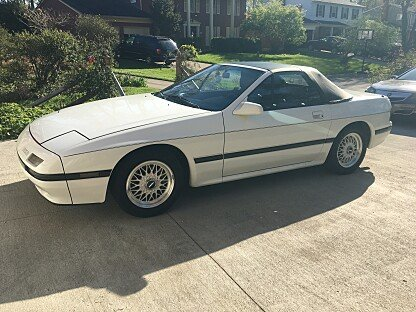 1988 Mazda RX-7 Convertible for sale 101014534