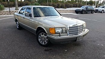 1988 Mercedes-Benz 300SE for sale 100934533