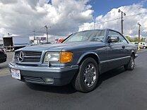 1988 Mercedes-Benz 560SEC for sale 101045221