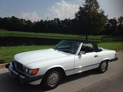 1988 mercedes benz 560sl classics for sale classics on for 1988 mercedes benz 560sl for sale