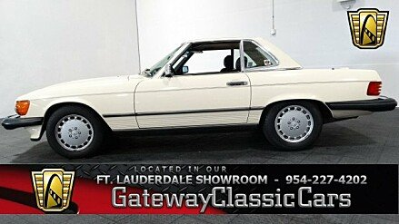 1988 Mercedes-Benz 560SL for sale 100768963