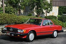 1988 Mercedes-Benz 560SL for sale 100790480