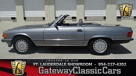 1988 Mercedes-Benz 560SL for sale 100842866
