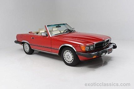 1988 Mercedes-Benz 560SL for sale 100844886