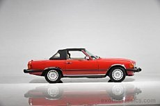 1988 Mercedes-Benz 560SL for sale 100844996