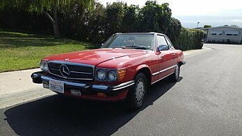 1988 Mercedes-Benz 560SL for sale 100796595