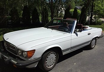1988 Mercedes-Benz 560SL for sale 100887784