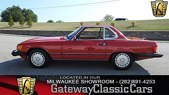 1988 Mercedes-Benz 560SL for sale 100910118