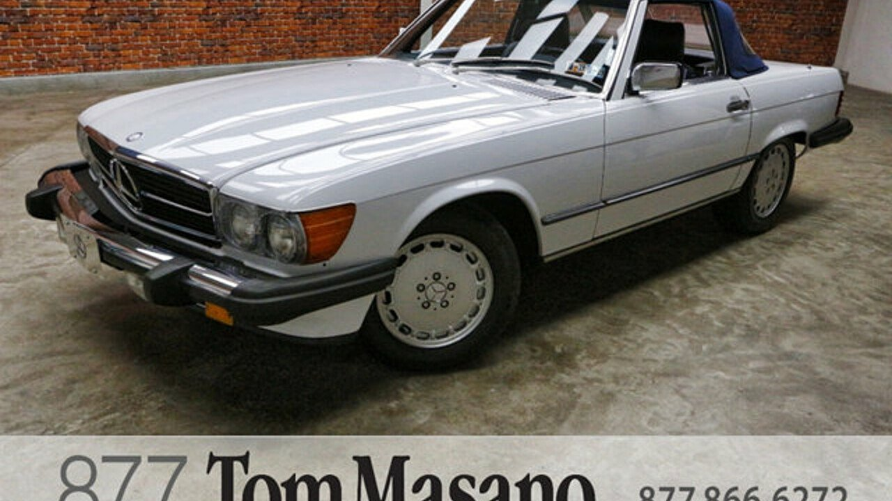 1988 Mercedes-Benz 560SL for sale 100990637